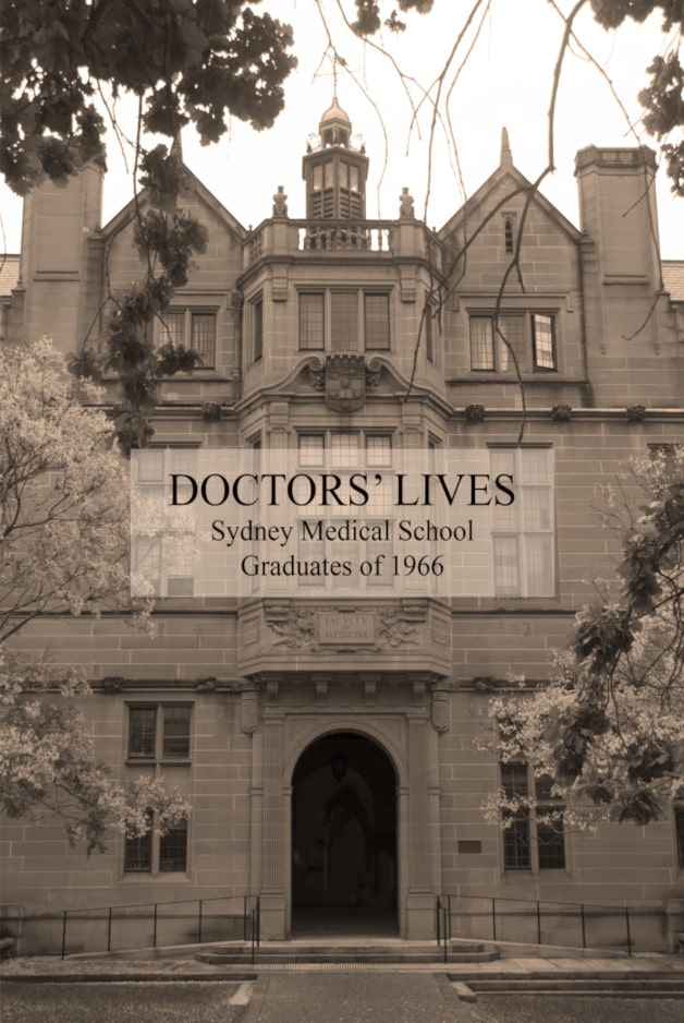 Cover - Doctors Lives