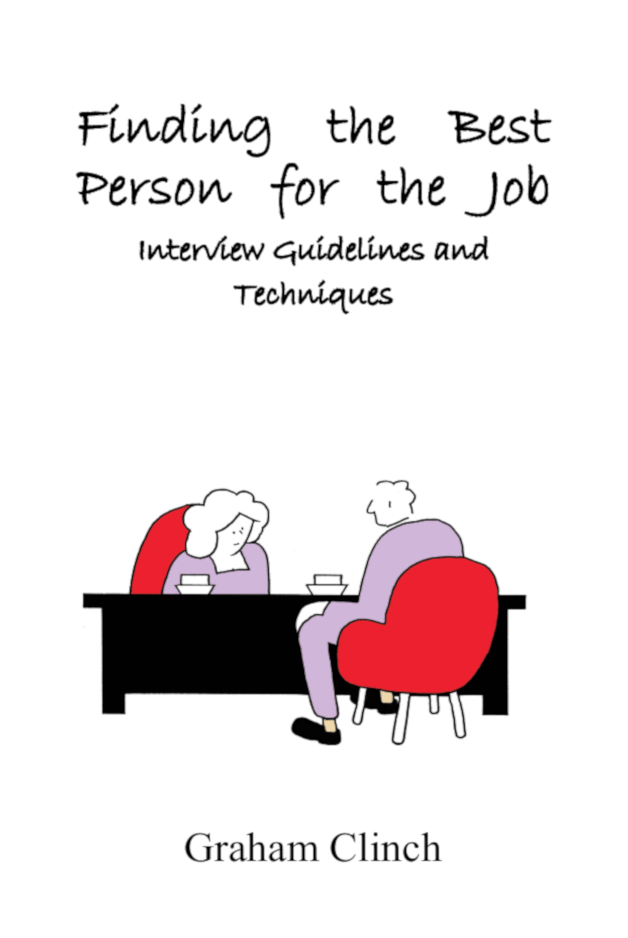 Cover - Finding the Right Person for the Job