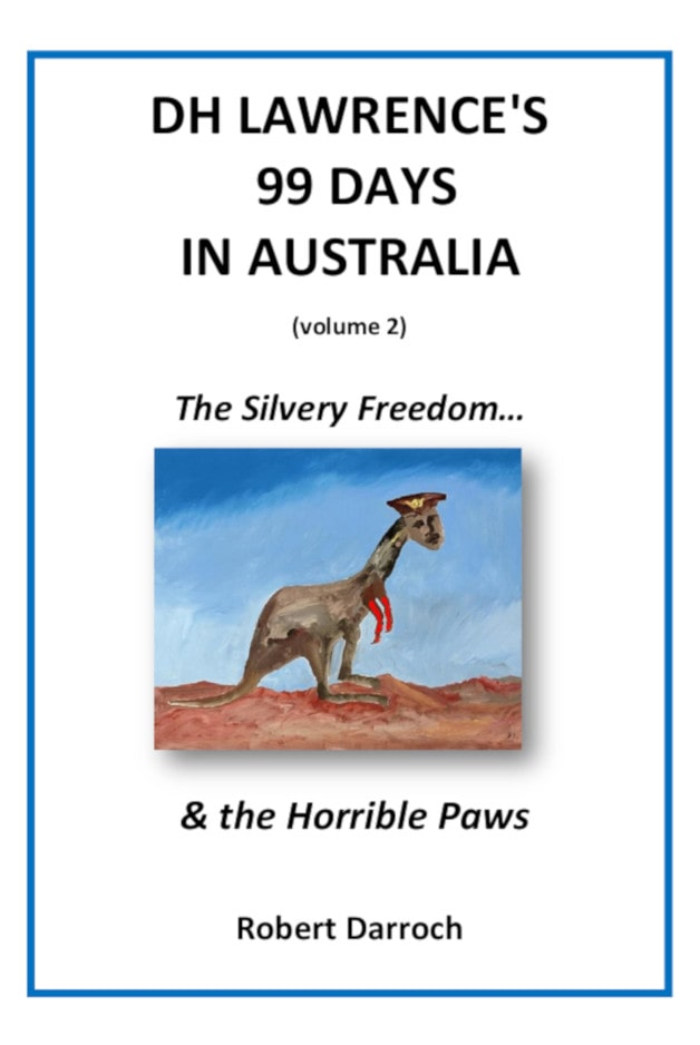 Cover - The Silvery Freedom
